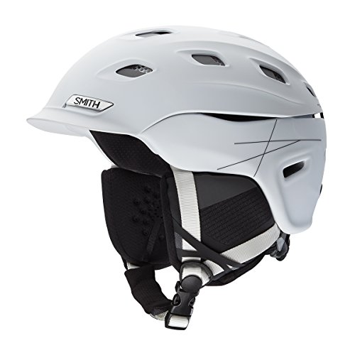 スノーボード 海外モデル ウィンタースポーツ 海外モデル White ヨーロッパモデル アメリカモデル Fit VANTAGE Smith Optics Vantage Asian Fit Snow Helmet - Men's Matte White Mediumスノーボード ウィンタースポーツ 海外モデル ヨーロッパモデル アメリカモデル VANTAGE, 4WD&SUV PROSHOP RV SHUEI:81d2196a --- sunward.msk.ru