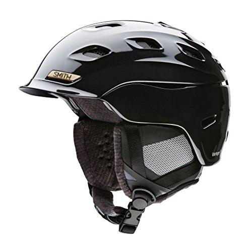 スノーボード ウィンタースポーツ 海外モデル ヨーロッパモデル アメリカモデル Smith VANTAGE WOMEN'S ASIAN FIT Snow Helmet (BLACK PEARL,LARGE)スノーボード ウィンタースポーツ 海外モデル ヨーロッパモデル アメリカモデル