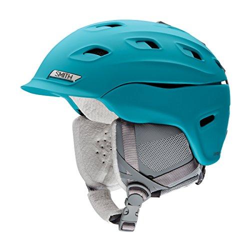 スノーボード ウィンタースポーツ 海外モデル ヨーロッパモデル アメリカモデル Smith Vantage Asian Fit Snow Helmet 2018 - Women's Matte Mineral Mediumスノーボード ウィンタースポーツ 海外モデル ヨーロッパモデル アメリカモデル