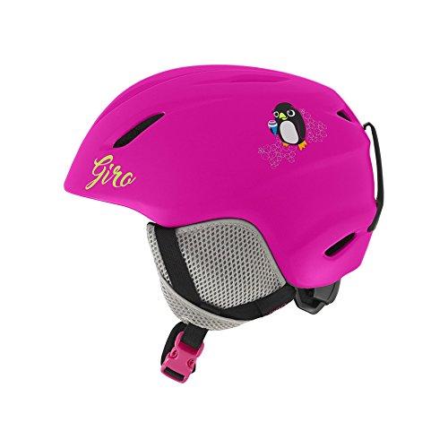 スノーボード ウィンタースポーツ 海外モデル ヨーロッパモデル アメリカモデル Giro 【送料無料】Giro Launch Kids Snow Helmet Matte Bright Pink Penguin S (52-55.5cm)スノーボード ウィンタースポーツ 海外モデル ヨーロッパモデル アメリカモデル Giro