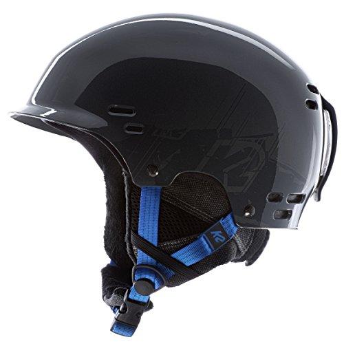 スノーボード ウィンタースポーツ 海外モデル ヨーロッパモデル アメリカモデル S1308009052 K2 Thrive Ski Helmet, Gray, Smallスノーボード ウィンタースポーツ 海外モデル ヨーロッパモデル アメリカモデル S1308009052