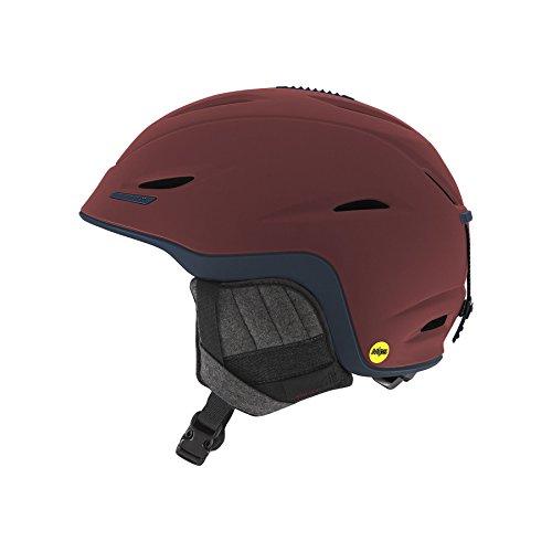 スノーボード ウィンタースポーツ 海外モデル ヨーロッパモデル アメリカモデル Giro Giro Union MIPS Snow Helmet Matte Maroon/Turbulence Mountain Division S (52-55.5cm)スノーボード ウィンタースポーツ 海外モデル ヨーロッパモデル アメリカモデル Giro
