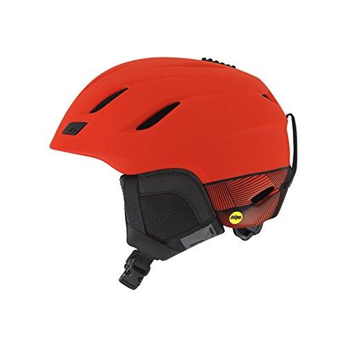 スノーボード ウィンタースポーツ 海外モデル ヨーロッパモデル アメリカモデル Giro Nine MIPS Asian Fit Snow Helmet Matte Vermillion L (59-62.5cm)スノーボード ウィンタースポーツ 海外モデル ヨーロッパモデル アメリカモデル
