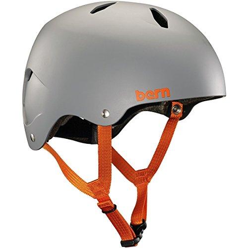 スノーボード ウィンタースポーツ 海外モデル ヨーロッパモデル アメリカモデル BB04EMGRY63 Bern Unlimited Diablo EPS Matte Grey Helmet (Large)スノーボード ウィンタースポーツ 海外モデル ヨーロッパモデル アメリカモデル BB04EMGRY63