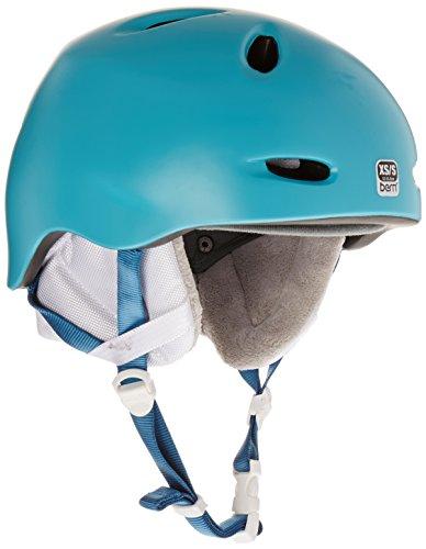 スノーボード ウィンタースポーツ 海外モデル ヨーロッパモデル アメリカモデル Berkeley BERN Berkeley Helmet - Women's Satin Aqua, XS/Sスノーボード ウィンタースポーツ 海外モデル ヨーロッパモデル アメリカモデル Berkeley