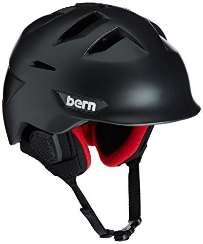 スノーボード ウィンタースポーツ 海外モデル ヨーロッパモデル アメリカモデル SM09ZSGGR01 Bern Men's Kingston Snow Helmet, Gunmetal, L/XLスノーボード ウィンタースポーツ 海外モデル ヨーロッパモデル アメリカモデル SM09ZSGGR01