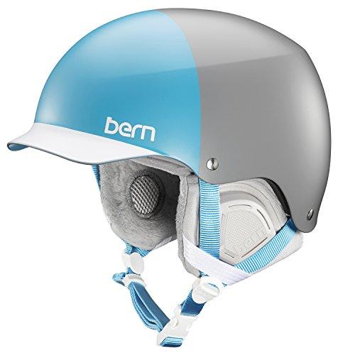 スノーボード ウィンタースポーツ 海外モデル ヨーロッパモデル アメリカモデル SW04E17SGH1 Bern アメリカモデル スノーボード Muse Snow SW04E17SGH1 Helmet (Satin Grey Hatstyle with Grey Liner, Small)スノーボード ウィンタースポーツ 海外モデル ヨーロッパモデル アメリカモデル SW04E17SGH1, エッフェル:1f043331 --- officewill.xsrv.jp