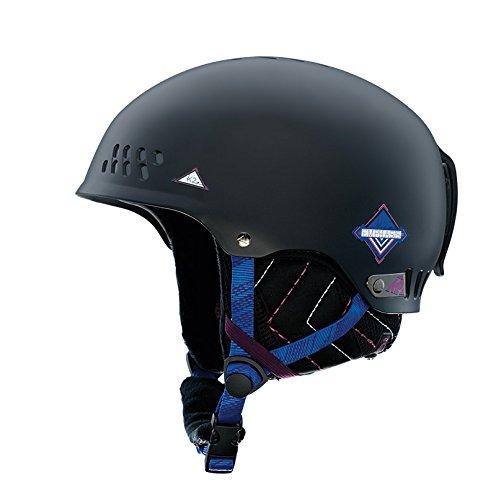 スノーボード ウィンタースポーツ 海外モデル ヨーロッパモデル アメリカモデル 1044122.1.1 【送料無料】K2 Emphasis Helmet - Women's Black/Blue, Sスノーボード ウィンタースポーツ 海外モデル ヨーロッパモデル アメリカモデル 1044122.1.1