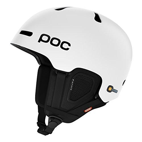 スノーボード ウィンタースポーツ 海外モデル ヨーロッパモデル アメリカモデル 10460 POC Fornix, Lightweight Well-Ventilated Helmet, Matt White, XL/XXLスノーボード ウィンタースポーツ 海外モデル ヨーロッパモデル アメリカモデル 10460