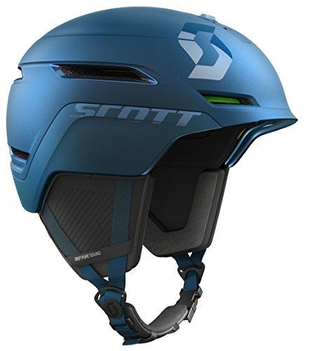スノーボード ウィンタースポーツ 海外モデル ヨーロッパモデル アメリカモデル Scott 【送料無料】Scott Unisex Adult Symbol 2 Plus D MIPS Snow Sports Helmet (Blue, LG (スノーボード ウィンタースポーツ 海外モデル ヨーロッパモデル アメリカモデル Scott