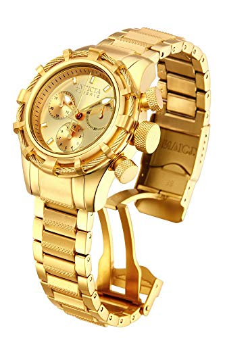 腕時計 インヴィクタ インビクタ ボルト レディース 12461 【送料無料】Invicta Women's 12461 Bolt Analog Swiss-Quartz Gold Watch腕時計 インヴィクタ インビクタ ボルト レディース 12461