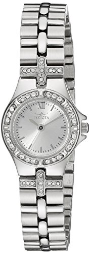 インヴィクタ インビクタ 腕時計 レディース 0132SYB 【送料無料】Invicta Women's 0132SYB Wildflower Analog Display Swiss Quartz Silver Watchインヴィクタ インビクタ 腕時計 レディース 0132SYB