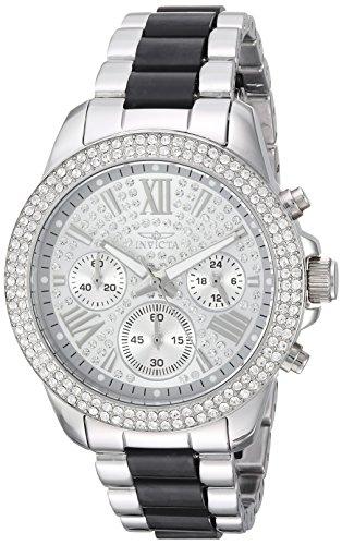 インヴィクタ インビクタ エンジェル 腕時計 レディース 20510 Invicta Women's Angel Quartz Watch with Stainless-Steel Strap, Two Tone, 18 (Model: 20510)インヴィクタ インビクタ エンジェル 腕時計 レディース 20510