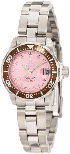 インヴィクタ インビクタ プロダイバー 腕時計 レディース 11443 Invicta Women's 11443 Pro Diver Mini Pink Dial Stainless Steel Watchインヴィクタ インビクタ プロダイバー 腕時計 レディース 11443