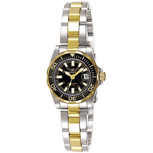 インヴィクタ インビクタ プロダイバー 腕時計 レディース INVICTA-7063 Invicta Women's 7063 Signature Collection Pro Diver Two-Tone Watchインヴィクタ インビクタ プロダイバー 腕時計 レディース INVICTA-7063