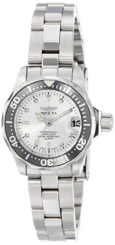 インヴィクタ インビクタ プロダイバー 腕時計 レディース INVICTA-14985 【送料無料】Invicta Women's INVICTA-14985 Pro Diver Analog Display Japanese Quartz Silver Watchインヴィクタ インビクタ プロダイバー 腕時計 レディース INVICTA-14985