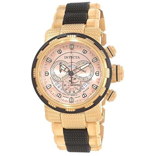インヴィクタ インビクタ リザーブ 腕時計 メンズ 80304 【送料無料】Invicta Men's 80304 Reserve Analog Display Swiss Quartz Two Tone Watchインヴィクタ インビクタ リザーブ 腕時計 メンズ 80304