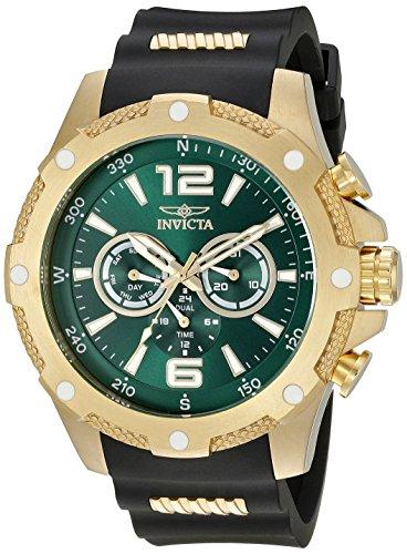 インヴィクタ インビクタ フォース 腕時計 メンズ 19661 Invicta Men's 19661 I-Force Analog Display Swiss Quartz Black Watchインヴィクタ インビクタ フォース 腕時計 メンズ 19661