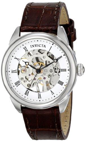 インヴィクタ インビクタ 腕時計 レディース 17196 Invicta Women's 17196 Specialty Analog Display Mechanical Hand Wind Brown Watchインヴィクタ インビクタ 腕時計 レディース 17196
