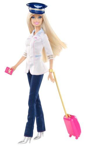 バービー バービー人形 バービーキャリア バービーアイキャンビー 職業 W3739 Barbie I Can Be... Pilot Dollバービー バービー人形 バービーキャリア バービーアイキャンビー 職業 W3739