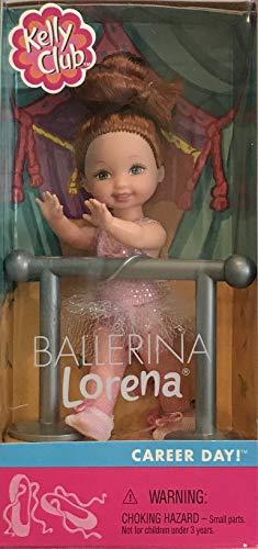 バービー バービー人形 チェルシー スキッパー ステイシー Barbie Ballerina Lorena Doll Career Day! - Kelly Club (2001)バービー バービー人形 チェルシー スキッパー ステイシー
