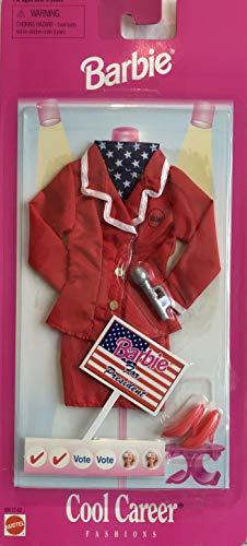 バービー バービー人形 バービーキャリア バービーアイキャンビー 職業 68617-92 Barbie Cool Career Fashions - BARBIE FOR PRESIDENT (1997 Arcotoys, Mattel)バービー バービー人形 バービーキャリア バービーアイキャンビー 職業 68617-92