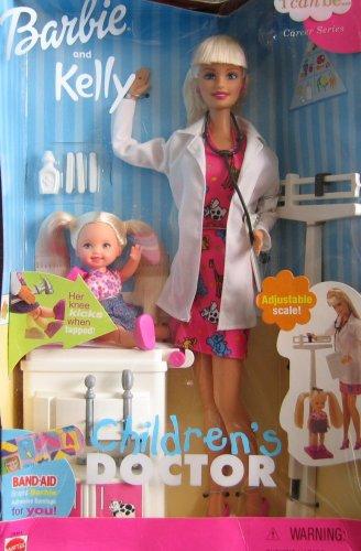 バービー バービー人形 バービーキャリア バービーアイキャンビー 職業 29461 【送料無料】Barbie and Kelly Childrens Doctor Career Series (2000)バービー バービー人形 バービーキャリア バービーアイキャンビー 職業 29461