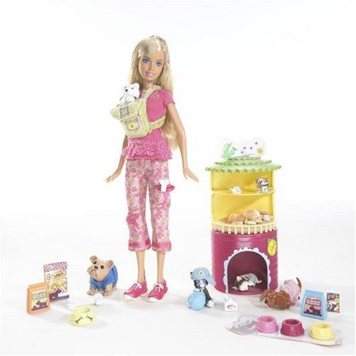バービー バービー人形 バービーキャリア バービーアイキャンビー 職業 K8576 Barbie I Can Be... Pet Sitter Playsetバービー バービー人形 バービーキャリア バービーアイキャンビー 職業 K8576