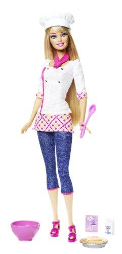 <title>無料ラッピングでプレゼントや贈り物にも 逆輸入並行輸入送料込 バービー バービー人形 バービーキャリア バービーアイキャンビー 職業 T7172 送料無料 Barbie I 新作製品、世界最高品質人気! Can Be Chef Dollバービー</title>
