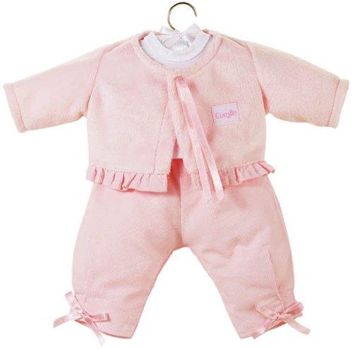 コロール 赤ちゃん 人形 ベビー人形 M2158 【送料無料】Corolle Classic Baby Doll 17-inch Fashion Candy Pink Pants Setコロール 赤ちゃん 人形 ベビー人形 M2158