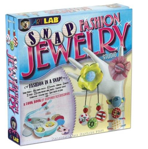 知育玩具 パズル ブロック 科学 実験 09411 SmartLab Toys Snap Fashion Jewelry Studio知育玩具 パズル ブロック 科学 実験 09411