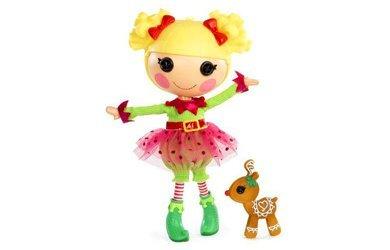 ララループシー 人形 ドール Lalaloopsy Holly Sleighbells Doll by Lalaloopsyララループシー 人形 ドール