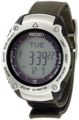 セイコー 腕時計 メンズ SBEB017 【送料無料】SEIKO PROSPEX Watch Alpinist Solar SBEB017 Menセイコー 腕時計 メンズ SBEB017