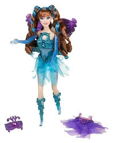 バービー バービー人形 ファンタジー 人魚 マーメイド 134939 【送料無料】Mattel Barbie Fairytopia - New Glowing Fairy: Jeweliaバービー バービー人形 ファンタジー 人魚 マーメイド 134939