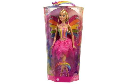 バービー バービー人形 ファンタジー 人魚 マーメイド MBA314 Barbie Fairytopia Magic of the Rainbow Elina Dollバービー バービー人形 ファンタジー 人魚 マーメイド MBA314