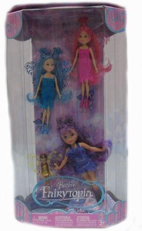 【激安大特価!】  バービー バービー人形 ファンタジー 人魚 マーメイド Barbie マーメイド Barbie Fairytopia Set バービー人形 of 4 Fairies Dollsバービー バービー人形 ファンタジー 人魚 マーメイド, インテリア専門店サンレジャン:31d92b60 --- canoncity.azurewebsites.net