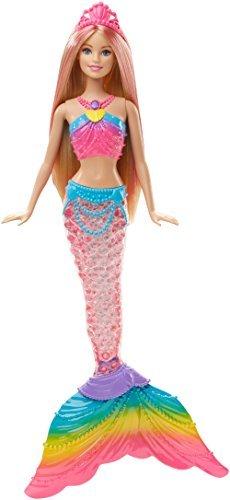 バービー バービー人形 ファンタジー 人魚 マーメイド [Barbie] Barbie Rainbow Lights Mermaid Doll DHC40 [parallel import goods]バービー バービー人形 ファンタジー 人魚 マーメイド