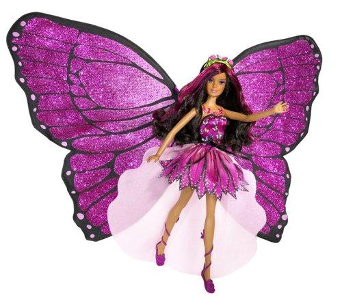 バービー バービー人形 ファンタジー 人魚 マーメイド L9206 Barbie Mariposa Magic Wings Mariposa Doll AAバービー バービー人形 ファンタジー 人魚 マーメイド L9206