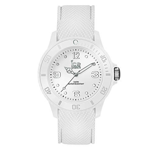腕時計 アイスウォッチ レディース かわいい 夏の腕時計特集 014581 【送料無料】Ice-Watch - ICE Sixty Nine White - Men's (Unisex) Wristwatch with Silicon Strap - 014581 (Medium)腕時計 アイスウォッチ レディース かわいい 夏の腕時計特集 014581