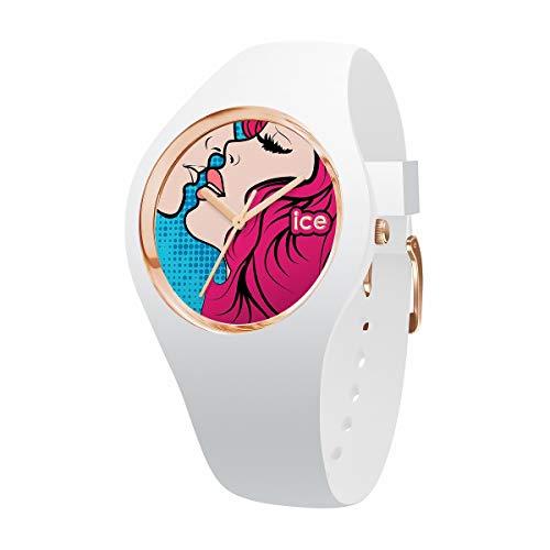アイスウォッチ 腕時計 レディース かわいい 015266 Ice love kiss medium IC015266 Womens japanese-quartz watchアイスウォッチ 腕時計 レディース かわいい 015266
