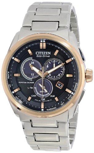 シチズン 逆輸入 海外モデル 海外限定 アメリカ直輸入 BL5486-57E Citizen Men's BL5486-57E Eco-Drive Perpetual Calendar Chronograph Watchシチズン 逆輸入 海外モデル 海外限定 アメリカ直輸入 BL5486-57E