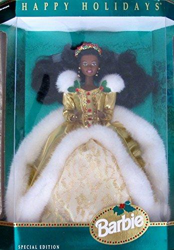 グランドセール バービー 2nd バービー人形 日本未発売 ホリデーバービー Barbie Happy Edition Holidays Barbie AA Doll, Special Edition 2nd in Series (1994)バービー バービー人形 日本未発売 ホリデーバービー, バンビーニオンラインショップ:ae6b2743 --- canoncity.azurewebsites.net
