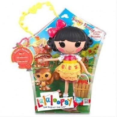 ララループシー 人形 ドール Lalaloopsy Snowy Fairest Doll by Dollsララループシー 人形 ドール