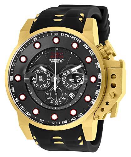 インヴィクタ インビクタ フォース 腕時計 メンズ 【送料無料】Invicta Men's I-Force Stainless Steel Quartz Silicone Strap, Black, 26 Casual Watch (Model: 25272)インヴィクタ インビクタ フォース 腕時計 メンズ