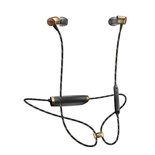 海外輸入ヘッドホン ヘッドフォン イヤホン 海外 輸入 EM-JE-103-BA House of Marley, Uplift 2 Wireless Bluetooth Headphones - Long Battery Life, Ergonomic fit, Lightweight, Premium Sound, Ad海外輸入ヘッドホン ヘッドフォン イヤホン 海外 輸入 EM-JE-103-BA