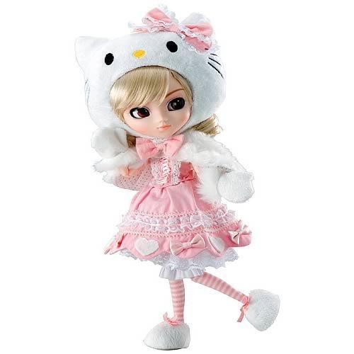 プーリップドール 人形 ドール Hello Kitty Sanrio Pullip Fashion Dollプーリップドール 人形 ドール