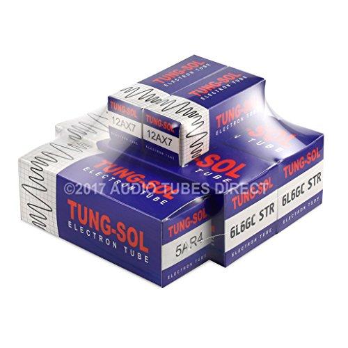 真空管 ギター・ベース アンプ 海外 輸入 6L6GCSTR 12AX7 5AR4 Tung-Sol Tube Upgrade Kit For Ampeg SB-12 Amps 6L6GCSTR 12AX7 5AR4真空管 ギター・ベース アンプ 海外 輸入 6L6GCSTR 12AX7 5AR4