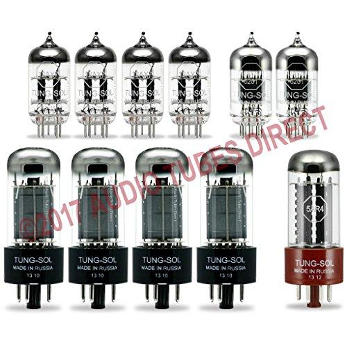 真空管 ギター・ベース アンプ 海外 輸入 6V6GT 12AX7 12AT7W 5AR4 Tung-Sol Tube Upgrade Kit For Carr Slant 6V Amps 6V6GT/12AX7/12AT7/5AR4真空管 ギター・ベース アンプ 海外 輸入 6V6GT 12AX7 12AT7W 5AR4