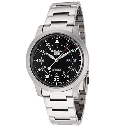 セイコー 腕時計 メンズ SNK809K1 Seiko 5 Automatic 21 Jewel Men's Watch SNK809K1 SNK809Kセイコー 腕時計 メンズ SNK809K1