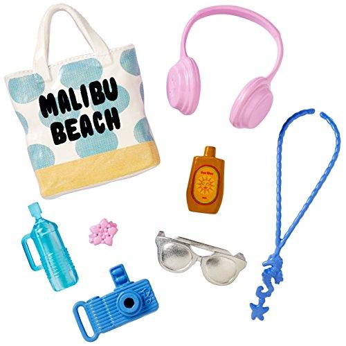バービー バービー人形 着せ替え 衣装 ドレス DWD69 Barbie Fashions Beach Accessory Packバービー バービー人形 着せ替え 衣装 ドレス DWD69